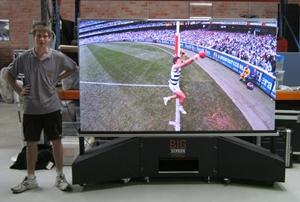 A3 101inch LED TV