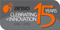 ANSO - Celebrating 15 years of Innovation & Design